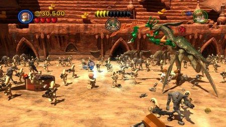 Lego Star Wars 3: The Clone Wars скачать торрент