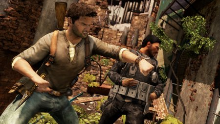 Uncharted 2: Among Thieves скачать торрент