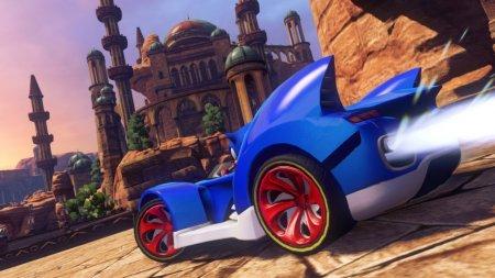 Sonic & All-Stars Racing Transformed скачать торрент
