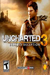 Uncharted 3: Drake's Deception скачать торрент