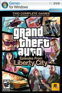 GTA 4: Episodes From Liberty City скачать торрент