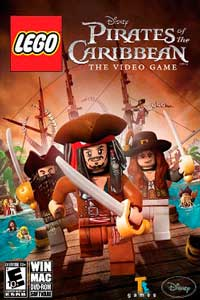 LEGO: Pirates of the Caribbean скачать торрент