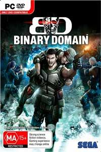 Binary Domain скачать торрент