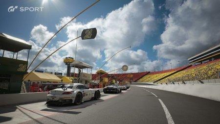 Gran Turismo Sport скачать торрент