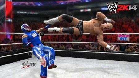 WWE 2K14 скачать торрент