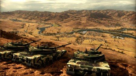 Wargame: Red Dragon скачать торрент