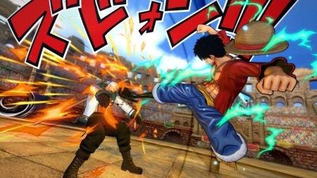 One Piece: Burning Blood скачать торрент