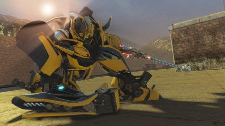 Transformers: Rise of the Dark Spark скачать торрент