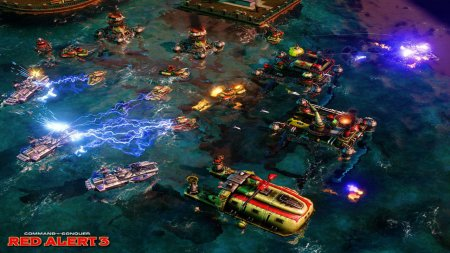 Command and Conquer: Red Alert 3 скачать торрент