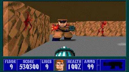 Wolfenstein 3D скачать торрент