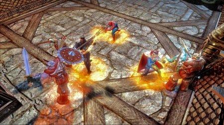 Marvel: Ultimate Alliance скачать торрент
