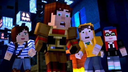 Minecraft: Story Mode скачать торрент