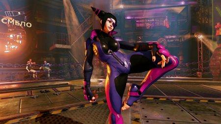 Street Fighter V скачать торрент