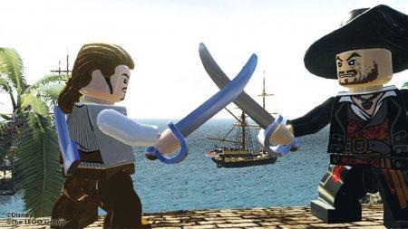 LEGO: Pirates of the Caribbean скачать торрент