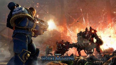 Warhammer 40,000: Space Marine скачать торрент