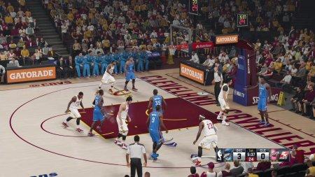 NBA 2K15 скачать торрент