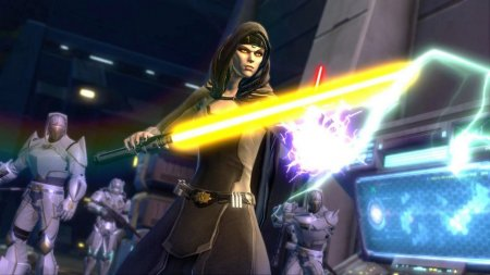 Star Wars: The Old Republic скачать торрент