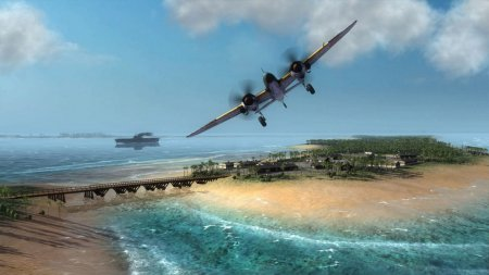 Air Conflicts: Pacific Carriers скачать торрент