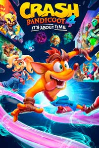 Crash Bandicoot 4: It's About Time скачать торрент
