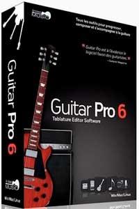 Guitar Pro 6 скачать торрент