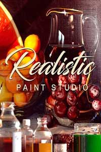 Realistic Paint Studio скачать торрент