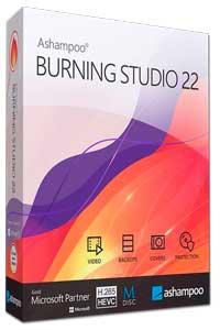 Ashampoo Burning Studio скачать торрент