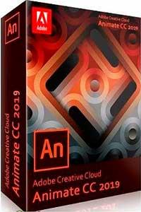 Adobe Animate CC 2019 скачать торрент