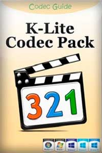 K-Lite Codec Pack скачать торрент