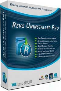 Revo Uninstaller Pro скачать торрент