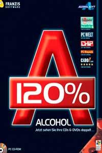 Alcohol 120% скачать торрент