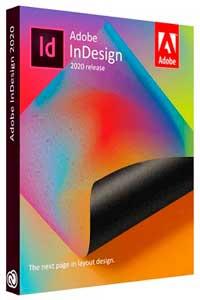 Adobe InDesign 2020 скачать торрент