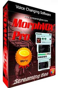 MorphVOX Pro скачать торрент