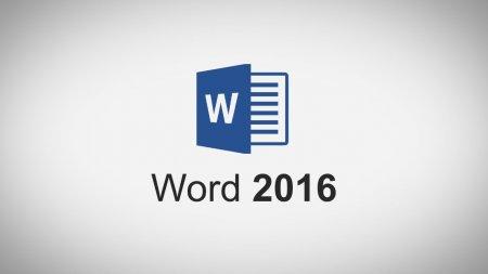 Microsoft Word 2016 скачать торрент