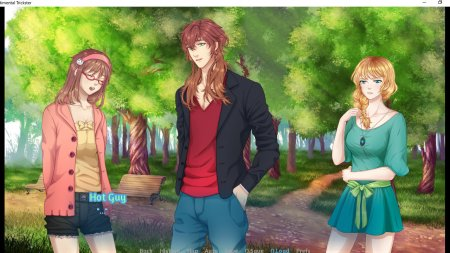 Sentimental Trickster: Yaoi BL Gay Visual Novel скачать торрент