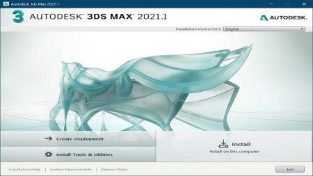 Autodesk 3ds Max 2021 скачать торрент