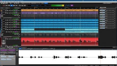 Mixcraft 9 Pro Studio скачать торрент