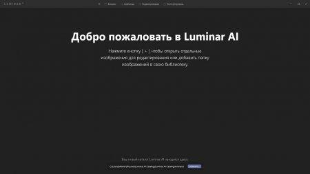 Luminar AI скачать торрент