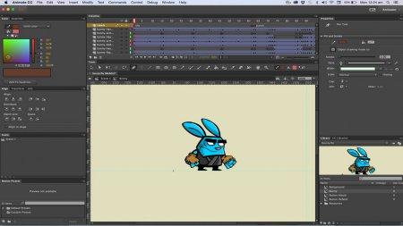 Adobe Animate 2021 скачать торрент