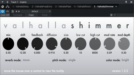 Valhalla VST скачать торрент