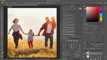 Adobe Photoshop 2020 скачать торрент