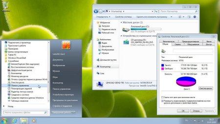 Windows 7 64 bit Rus скачать торрент