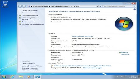 Windows 7 Оригинальный образ скачать торрент
