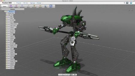 Autodesk Fusion 360 скачать торрент