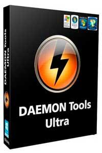 DAEMON Tools Ultra скачать торрент