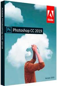 Adobe Photoshop CC 2019 скачать торрент