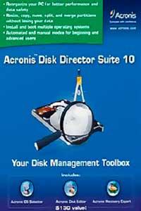 Acronis Disk Director Suite скачать торрент