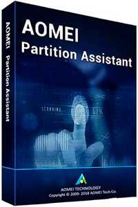 AOMEI Partition Assistant Standard Edition скачать торрент