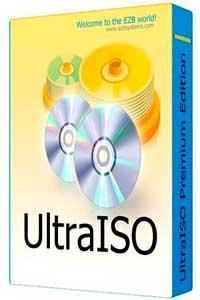 UltraISO Portable скачать торрент