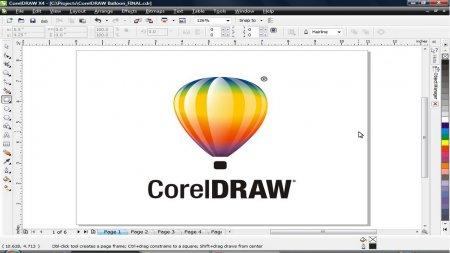 CorelDRAW X4 скачать торрент