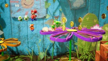 Yoshi's Crafted World скачать торрент
